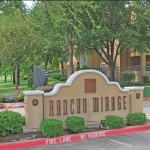 Rancho Mirage Apartment Entrance