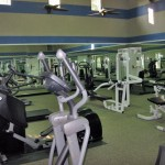 Rancho Mirage Apartment Fitness Center