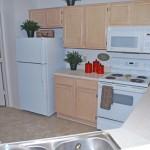 Rancho Mirage Apartment Kitchen
