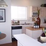 Santa Rosa Apartment Kitchen