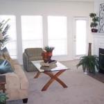 Santa Rosa Apartment Living Area