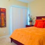 The Marabella At Las Colinas Apartment Bedroom