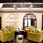 The Marabella At Las Colinas Apartment Living Room