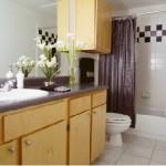 The Shores at Las Colinas Apartment Bathroom
