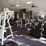 The Shores at Las Colinas Apartment Fitness Center