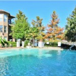 The Shores at Las Colinas Apartment Pool