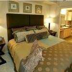 Tuscan Villas Apartment Bedroom