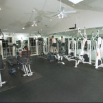 Vistas at Hackberry Creek Apartment Fitness Center
