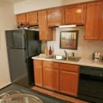 Vistas at Hackberry Creek Apartment Kitchen