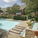 Vistas at Hackberry Creek Apartment Pool