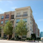 Windsor at Las Colinas Apartment Building View