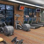 Windsor at Las Colinas Apartment Fitness Center